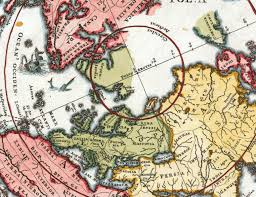 Magellan Route Map by Magellan U0027s Itinerary The Jesuits And The Centre Around The North