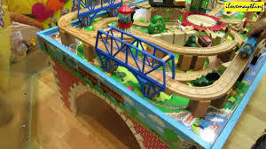 fisher price thomas the train table fisher price thomas wooden railway grow with me play table nice