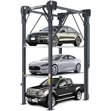 parking lifts car storage lifts automotive parking elevators