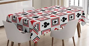 card game table cloth card playing table cloths