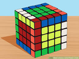 rubik s how to solve a 5x5x5 rubik s cube 14 steps with pictures