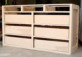 small drawer dresser to build a dresser