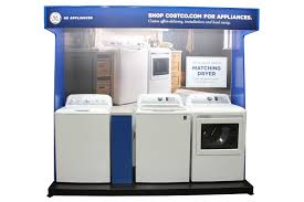 Appliance Colors Ge Appliances Laundry And Kitchen Appliances Now Sold At Costco