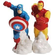 captain america cake topper captain america iron cake topper figurine wedding collectibles