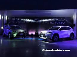 first drive 2015 lexus nx 200t in the uae drive arabia