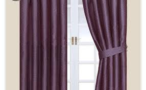 Lisette Sheer Panels by Curtains With Grommets Sateen Twill Weave Insulated Blackout