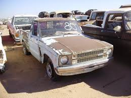 Vintage Ford Truck Salvage Yards - 1980 ford truck ford truck 80ft8125c desert valley auto parts
