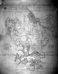 Metro Maps Nashville by Maps Battle Of Nashville Preservation Society Inc