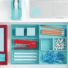 Organize Office Desk Office Supplies Desk Office Organization Home Office Storage