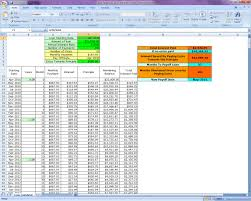 Money Spreadsheet Loan Calculator Us Collect A Coin