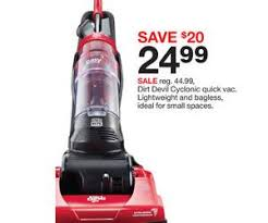 when is target black friday sale dirt devil cyclonic quick vacuum deal at target black friday sale