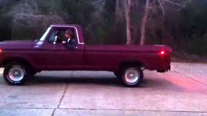 78 Ford F150 Truck Bed - 1978 f100 longbed burnout youtube