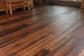 reclaimed hardwood flooring interior design ideas