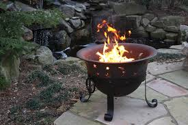 Cast Iron Firepits by Amazon Com Catalina Creations Heavy Duty Cast Iron Fire Pit With