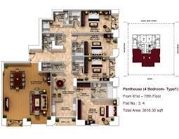 Dubai House Floor Plans Floorplans And Cost Of Elite Residence Dubai Marina Dubai