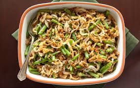 10 best green bean casserole without fried onions recipes