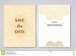 Samples Of Invitation Card Wedding Card Collection With Mandala Template Of Invitation Card
