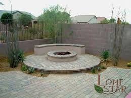 Backyard Landscaping Phoenix Landscape Textures And Material Image Gallery