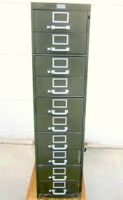 industrial lateral file cabinet industrial metal lateral file cabinet with 10 drawers vintage