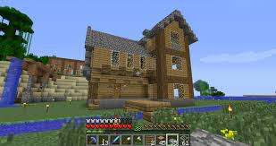 awesome simple house interesting cool minecraft houses to build