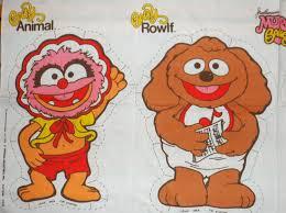 pin laube tro dos muppet babies