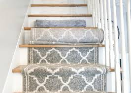 Diy Runner Rug Mix Matched Patterns Diy Stair Runner Made With Vintage Rugs Wit