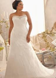 wedding dress edmonton strapless plus size wedding dresses pluslook eu collection