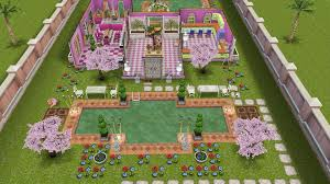 my sims free play barbie u0027s house front view 1 5 sims