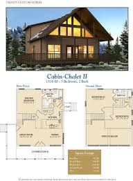 cabin chalet welcome trinity custom homes view brochure