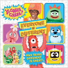 Images Of Yo Gabba Gabba by Everyone Is Different Why Being Different Is Great Yo Gabba