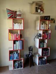 Bookshelves Diy by Diy Bookshelves Diy Modern Bookcase Shelterness For My New