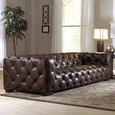 modern chesterfield sofa 110 inch sofa leather modern chesterfield with restoration hardware