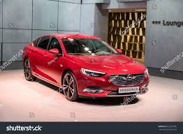 Geneva 2017 Opel Insignia Car On Stock Photo 625353305 Shutterstock