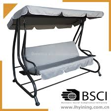 Swing Chair Patio 3 Person Seater Patio Swing Chair Patio Swing Chair Bed Rocking