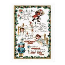 christmas poem cards u0026 invitations zazzle co uk