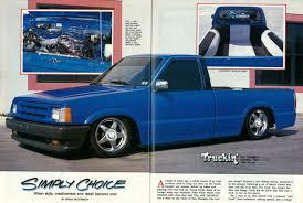 mazda pickup mazda i remember this truck groundbreaking mods for the time