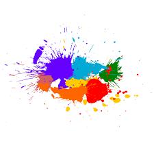 5 colorful paint splash background vector svg onlygfx com