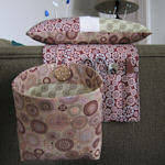 Armchair Caddies Free Sewing Caddy U0026 Thread Catcher Patterns Tipnut Com