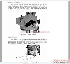 auto repair manuals forklift operators manual
