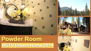powder room design u0026 decorating ideas with pictures hgtv