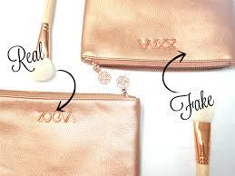 aliexpress vs wish real vs fake zoeva rose golden luxury set vol 2 chocolate lipstick