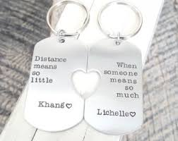 His And Hers Dog Tags Military Dog Tag Hand Stamped His And Her Set I U0027ll Hold