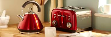 Morphy Richards Accent Toaster Red Morphy Richards Malaysia