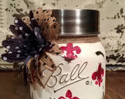 handmade kitchen canisters etsy