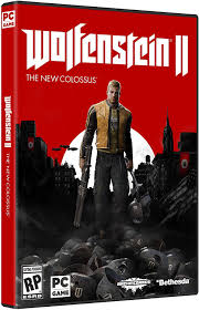 Pc M El Amazon Com Wolfenstein Ii The New Colossus Online Game Code