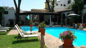 hotel casa colonial adults only cuernavaca mexico youtube