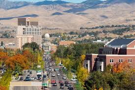 Boise State Campus Map Of Public Service Releases Idaho Survey Results Update