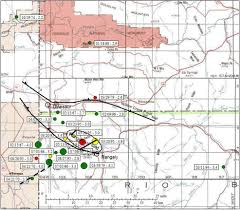 Meeker Colorado Map by Earthquakes At Rangely Colorado