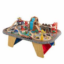 Imaginarium Mountain Rock Train Table Kidkraft Waterfall Mountain Train And Table Set