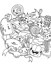 coloring pages candy coloring page candy skull coloring